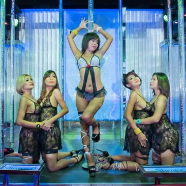 Hot Thai Girls, Sexy Gallery – Showgirls Pattaya Strip Club, Soi LK Metro